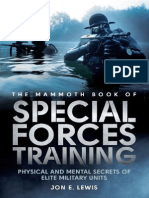 Mammoth Book of Special Forces - Jon E. Lewis