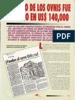 OVNIS - EL CERRO DE LOS OVNIS FUE VENDIDO EN US$14,000 R-080 Nº003 - REPORTE OVNI.pdf