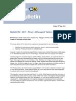 Bulletin 763