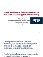 Telefonicos - Clase Especial - Redes Celulares