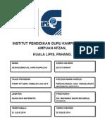 Institut Pendidikan Guru Kampus Tengku Ampuan Afzan