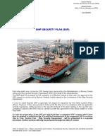 Ship Security Plan