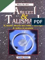 175720329 Hans Krofer Amuleti e Talismani Del 1996
