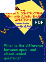 C-5 Constructing Open- and Closedc-Ended Questions.ppt