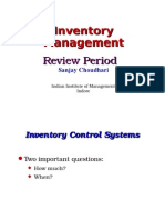 PPT 06 Inventory Management ROP