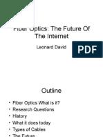 Fiber Optics Ppt