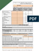 Sewage System Design Spreadsheet-final