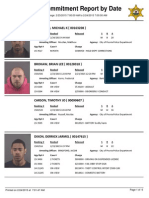 Peoria County booking sheet 02/24/15