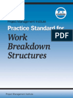 Project Management Institute - PMI Practice Standard for WBS.pdf