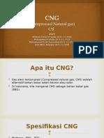 Presentasi Penggerak Mula (CNG)