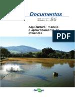 EMBRAPA_Aquicultura Manejo e Aproveitamento de Efluentes