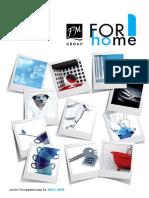 Catalog FM for HOME