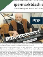 Der Clown vom Supermarktdach singt wieder - Emil Penning aus Lastrup