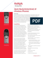 IP Wireless 3641- 3645 Wireless Phone SB3431_update