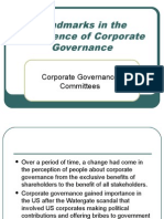 3. 25 Landmarks in Corporate Governance