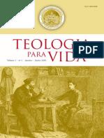 Revista Teologia Para Vida Vol 1