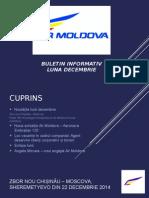 Buletin Informativ Air Moldova