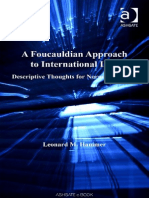 A Foucauldian Approach to International Law (2007) [Blackatk]