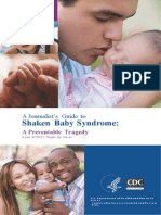 Shaken Baby Syndrome CDC
