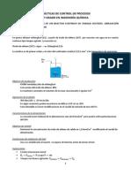 Práctica 3 Modelización Reactor Mezcla Completa