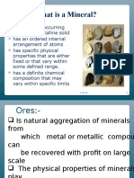 Mineral Dressing Intro