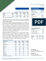 Asian Paints - ER Report[1]