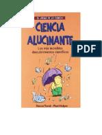 Libro Ciencia Alucinante - Simon Torok y Paul Holper