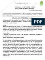 JORNADA DE REFLEXION DEL PEI OCTUBRE 2014 para Docentes.docx