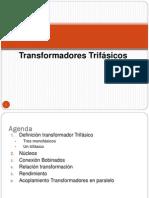 Transformadores Trifasicos