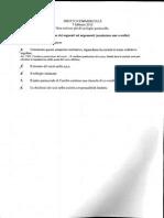 Diritto Commerciale - 11.09.2012
