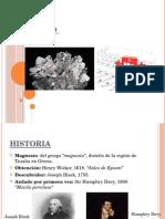 Compuesto de Magnesio