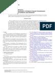 ASTM E 90 09 Standards