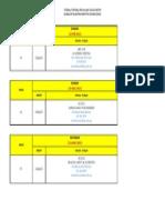 Tuto Timetable 0115 Secs Gdip Ece Kl Upload