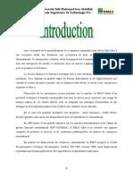 Rapport de Stage - BMCI - Les Techniques de Paiement Internationnaux