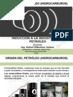 Inducción- Origen de Los Hidrocarburos