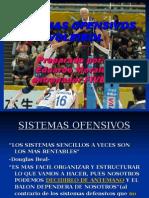 Sistemas Ofensivos Voleibol