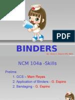 Binders.ppt