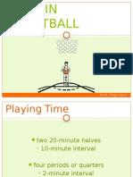 PE2 - Basketball Rules