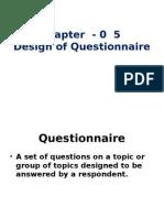 chap 5 questionnaire .pptx