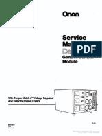 DETECTOR - Service Manual