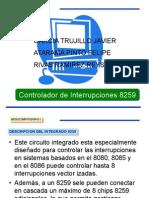 INTERRUPCIONES  8259