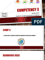 competency 3