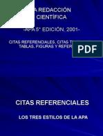 APA 5ta Edición