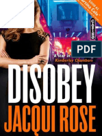Disobey, by Jacqui Rose - Extract