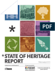 FINAL State of Heritage Report