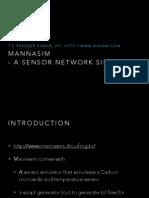 05- Mannasim Installation