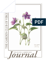 Garden Club of Virginia March 2015 Journal