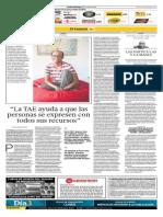 El Comercio (23Feb2015) - TAE