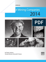 Survey of Mining Companies 2014