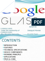 Google Glass(Final)